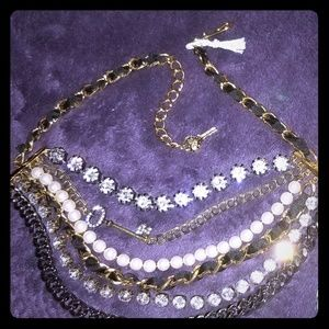 Authentic Betsey Johnson statement necklace